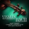 Vivaldi: The Four Seasons - Bach: The Violin Concertos - Emmy Verhey, Camerata Antonio Lucio & Alun Francis