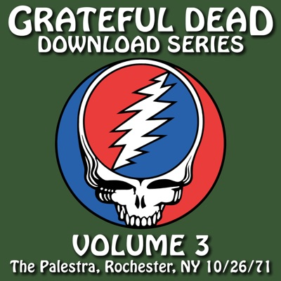 Download Series Vol. 3: 10/26/71 (The Palestra, Rochester, NY) - Grateful Dead