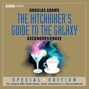 Download The Hitchhiker's Guide to the Galaxy: The Secondary Phase (Dramatised) (Unabridged) Audio Book