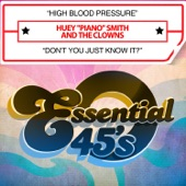 """Huey """"piano"""" Smith And The Clowns - High Blood Pressure"""