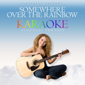 Somewhere Over the Rainbow (In the Style of Israel Kamakawiwo'ole)