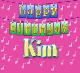 Happy Birthday Kim Single By Ingrid Dumosh On Itunes