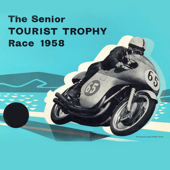 The Senior Tourist Trophy Race 1958 Commented by Murray Walker - EP