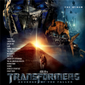 Transformers: Revenge of the Fallen (The Album)