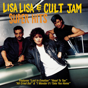 Lisa Lisa & Cult Jam - All Cried Out