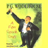 P.G. Wodehouse - A Few Quick Ones (Unabridged)  artwork