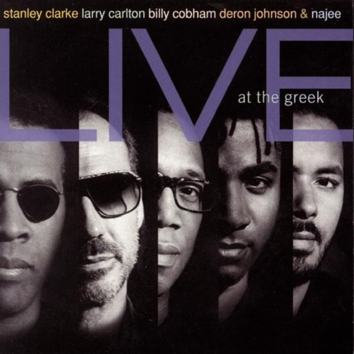 Art for Minute By Minute (Live) by Stanley Clarke