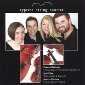 Cypress String Quartet - Jeffery Cotton String Quartet No.1: Overture