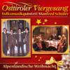 Osttiroler Viergesang & Volksmusikquintett Manfred Schuler - Alpenländische Weihnacht artwork
