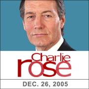 Download Charlie Rose: Milton Friedman, December 26, 2005 Audio Book