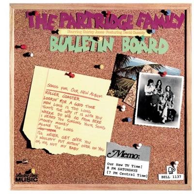 Bulletin Board - The Partridge Family