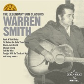 Warren Smith - Red Cadillac And A Black Moustache