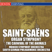 Saint-Saëns: Organ Symphony, Carnival of the Animals