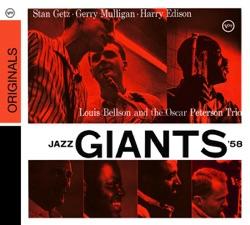 View album Stan Getz - Jazz Giants '58