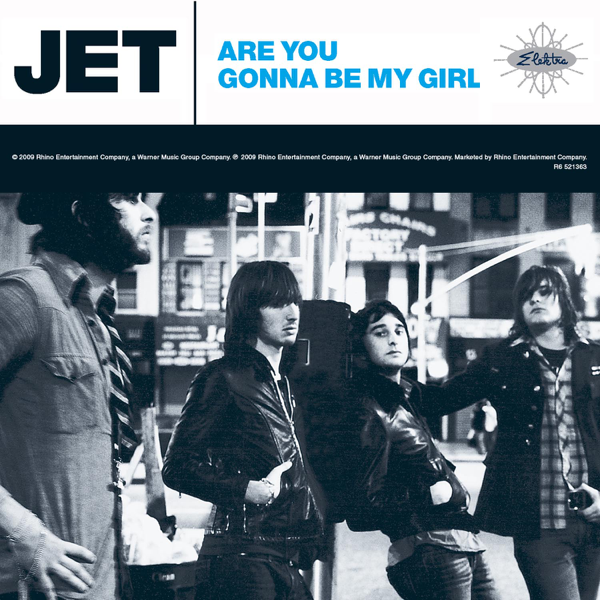 Are you gonna be my girl jet guitar flash.
