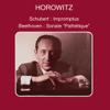 Schubert: Impromptus - Beethoven: Sonatas Nos. 8 & 28 - Vladimir Horowitz