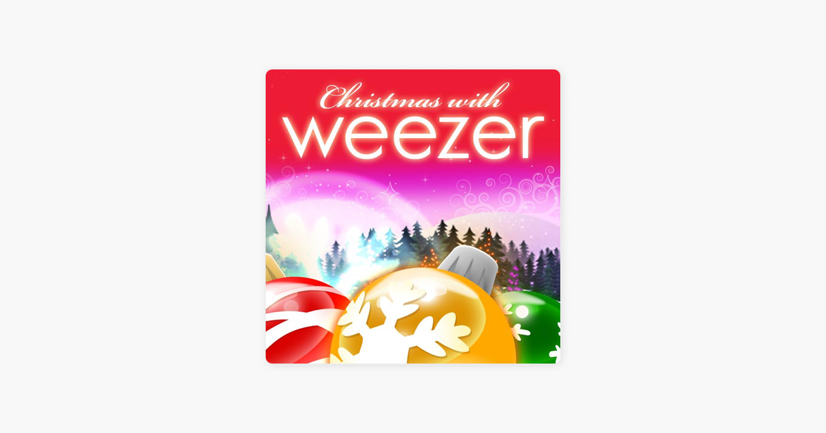 christmas with weezer ep by weezer on apple music