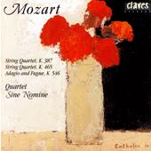 String Quartet in G Major, K. 387: I. Allegro vivace assai