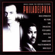 Philadelphia (Music from the Motion Picture) - Multi-interprètes