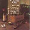 David Palmer, Dave Pegg, Ian Anderson, London Symphony Orchestra, Martin Barre & Peter Vitesse - A Classic Case: The Music of Jethro Tull artwork