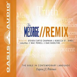 Message Remix Bible: Psalms & Proverbs (Unabridged) audiobook