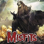 The Misfits - Vivid Red