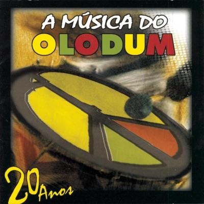 A Música Do Olodum - 20 Anos - Olodum