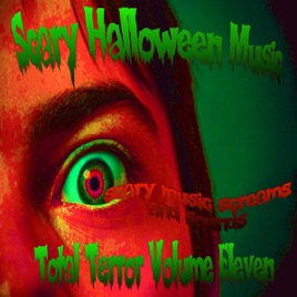 Total Terror, Vol  11 by Scary Halloween Music