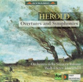 Ferdinand Herold - Herold: Overtures and Symphonies (Orchestra Della Svizzera Italiana, Hauschild Wolf-Dieter) - Symphony No. 1 in C major: I. Allegro maestoso (7:29)