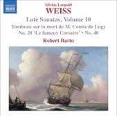 Silvius Leopold Weiss - Lute Sonata No. 40 in C Major: V. Menuet