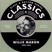 Willie Mabon - I'M Mad (02-05-53)
