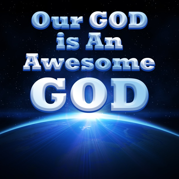 Image result for god is awesome