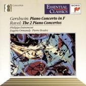 Philippe Entremont - Concerto in F for Piano and Orchestra: I. Allegro