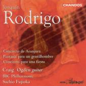 Rodrigo: Concierto de Aranjuez, Fantasia Para un Gentilhombre & Concierto Para una Fiesta