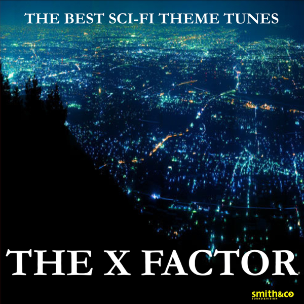 The Best Sci-Fi Theme Tunes by The Big Screen Orchestra on