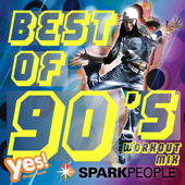 SparkPeople: Best Of 90's Workout Mix (60 Min Non Stop Mix @ 132 BPM)-Yes Fitness Music