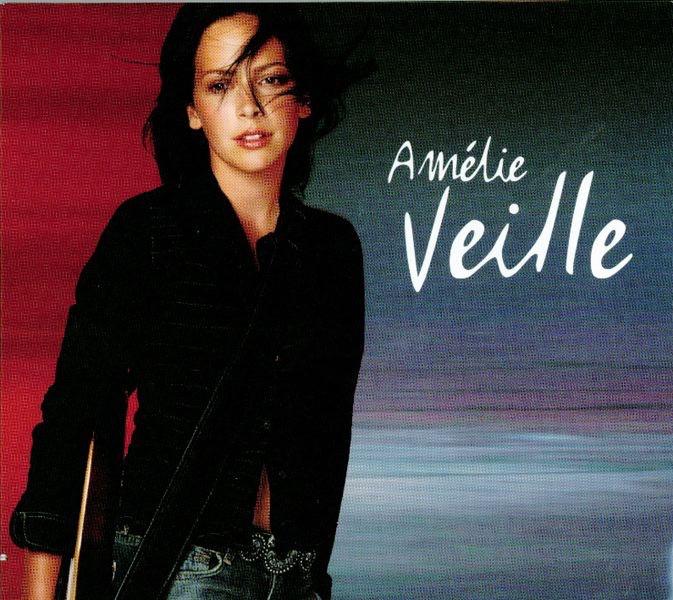 Amélie Veille Amélie Veille CD cover