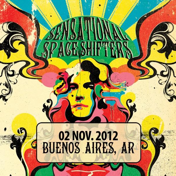 Live In Buenos Aires, AR - 02 Nov. 2012