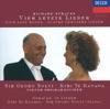 Strauss: Vier letzte Lieder, Die Nacht, Allerseelen, Dame Kiri Te Kanawa & Sir Georg Solti