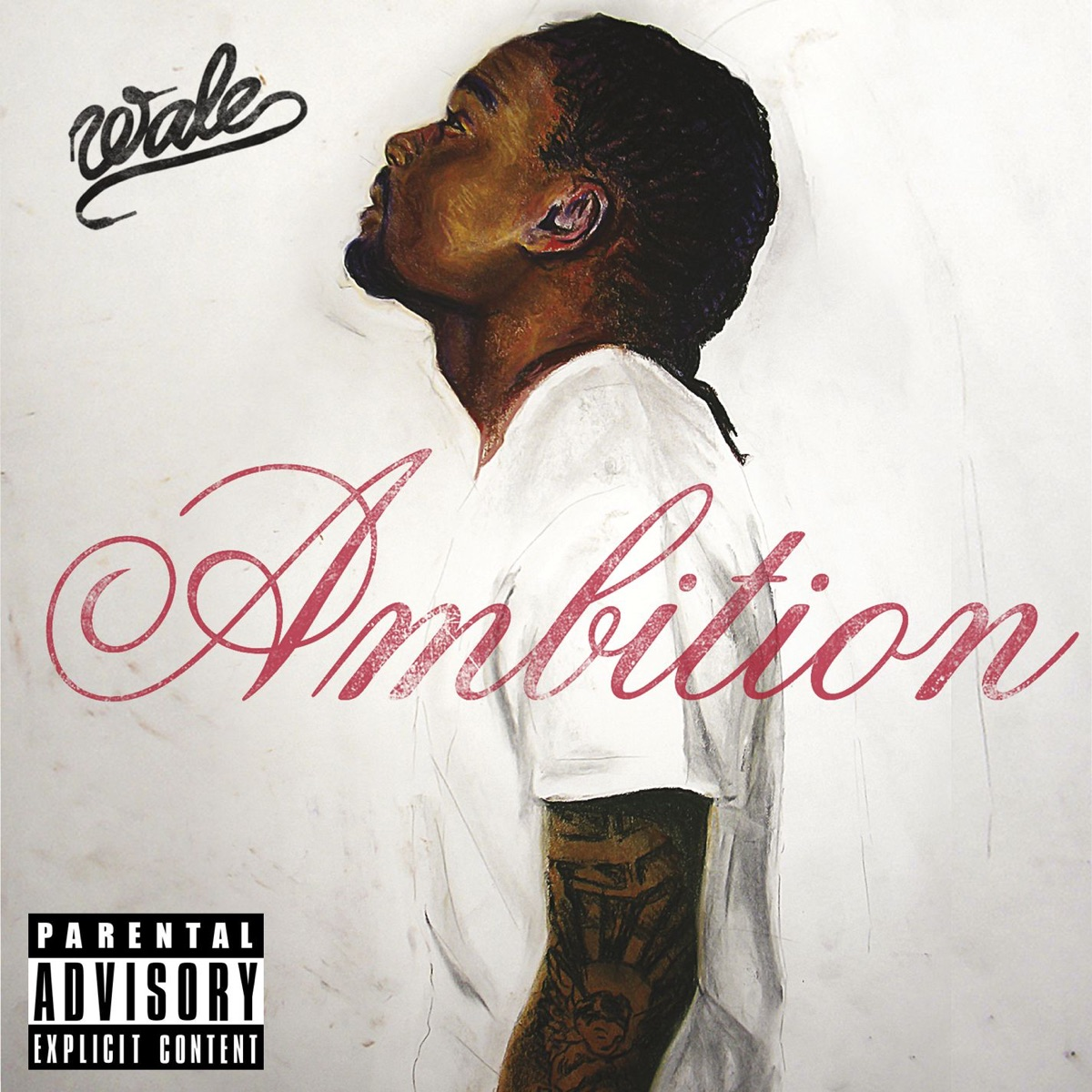 Ambition Deluxe Version Wale CD cover