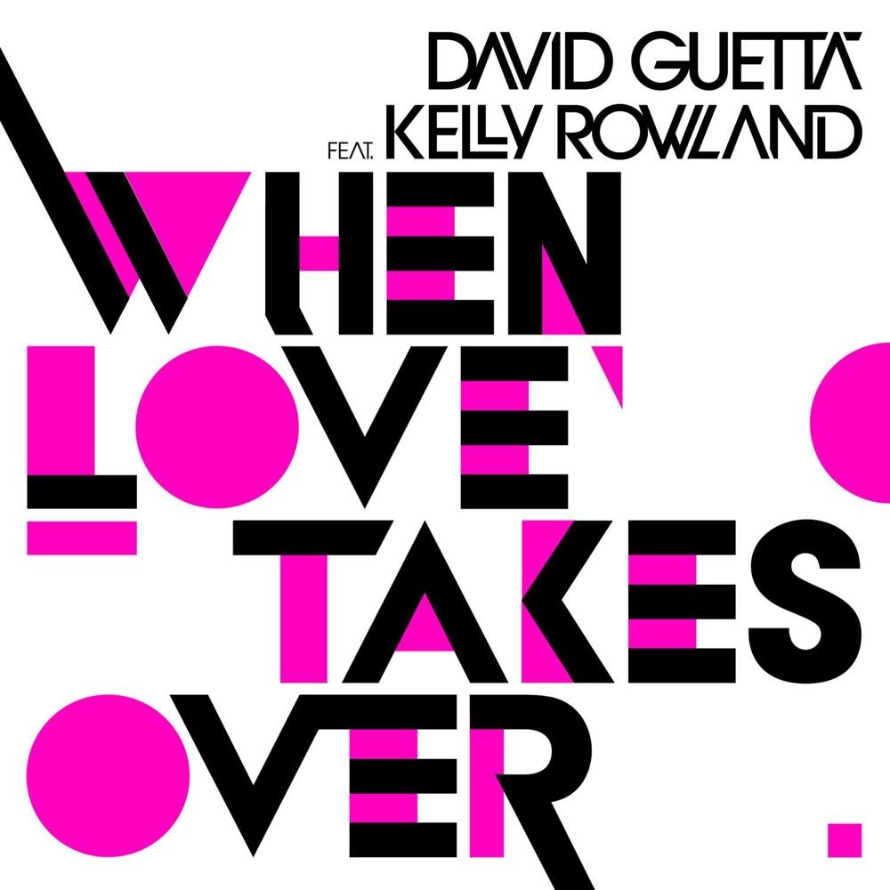 David Guetta  When Love Takes Over