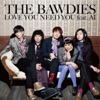 LOVE YOU NEED YOU feat. AI - Single ジャケット写真