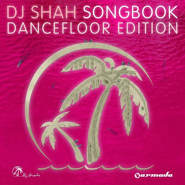 Songbook The Dancefloor Edition DJ Shah CD cover