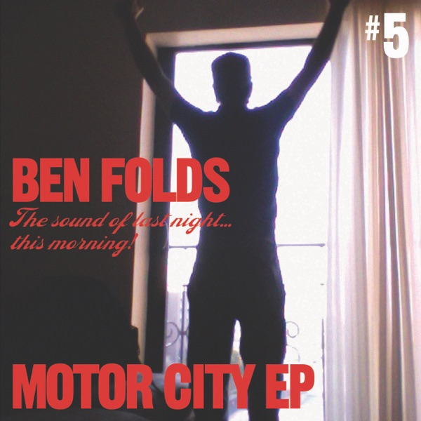 Motor City (Live At Detroit, MI 10/9/08) - EP