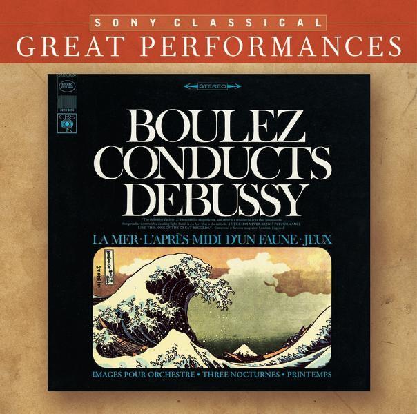 Boulez Conducts Stravinsky Cleveland Orchestra Boulez Conducts Stravinskys Le Sacre Du Printemps