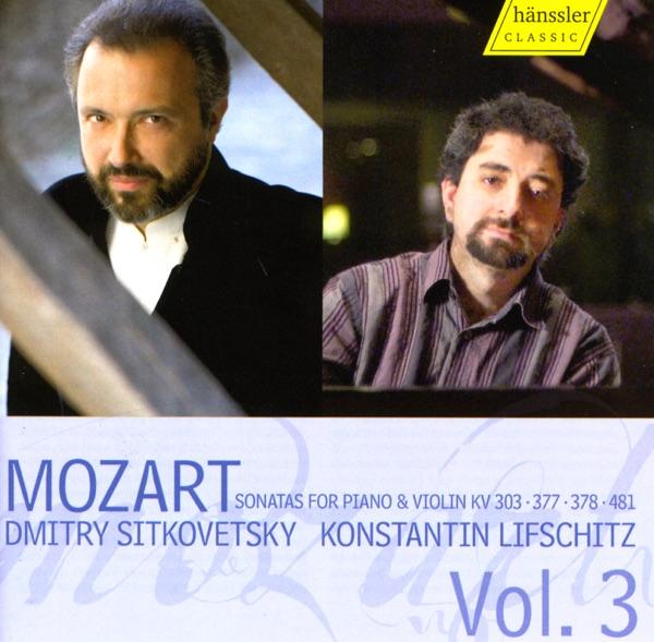 Mozart, W.A.: Violin Sonatas, Vol. 3 - Nos. 20, 25, 26, 33