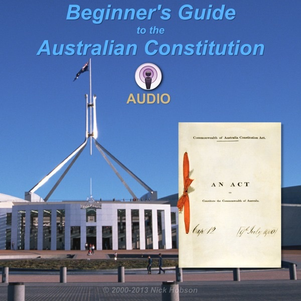 Australian Constitution AUDIO