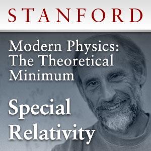 Modern Physics: The Theoretical Minimum - Special Relativity