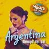 Argentina - Tiempo del Sol ジャケット写真