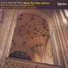 Byrd: Mass for Five Voices with Propers for the Feast of Corpus Christi, Winchester Cathedral Choir & David Hill